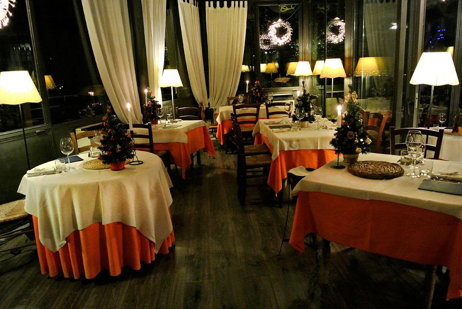 a torino natale e capodanno al ristorante antica trattoria con calma cucina piemontese evoluta ai piedi