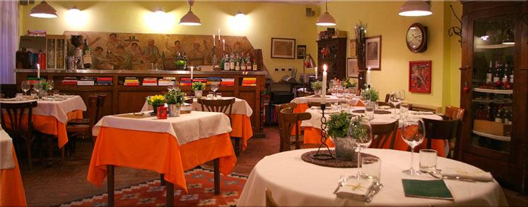 Ristorante Antica trattoria Con Calma cucina tradizionale piemontese ...